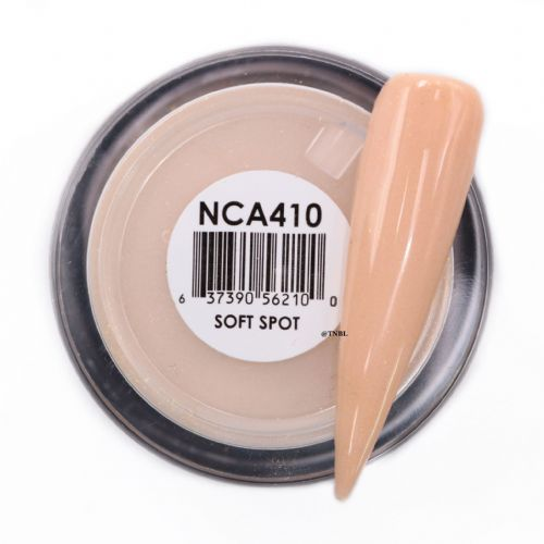 GLAM AND GLITS NAKED COLOR ACRYLIC - NCAC410 SOFT SPOT